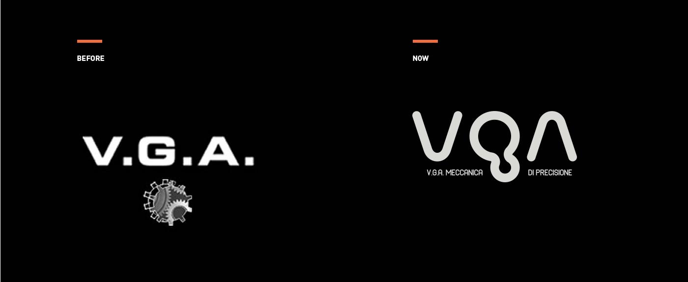 Confronto Vecchio Logo con quello nuovo